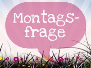 Montagsfrage Banner