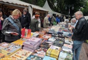 Bücherbummel auf der Kö 2012
